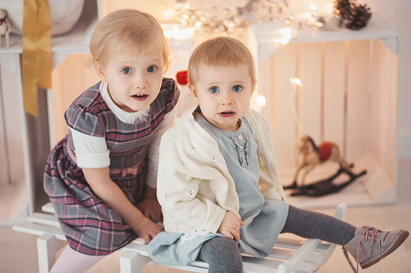 portret dziecięcy