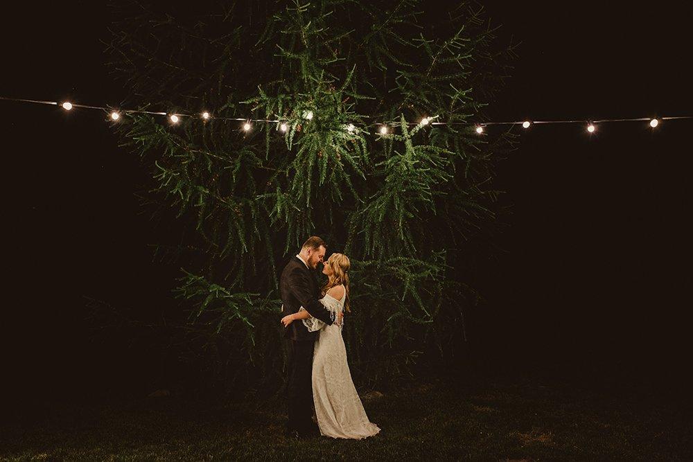 nocne zdjecia na weselu