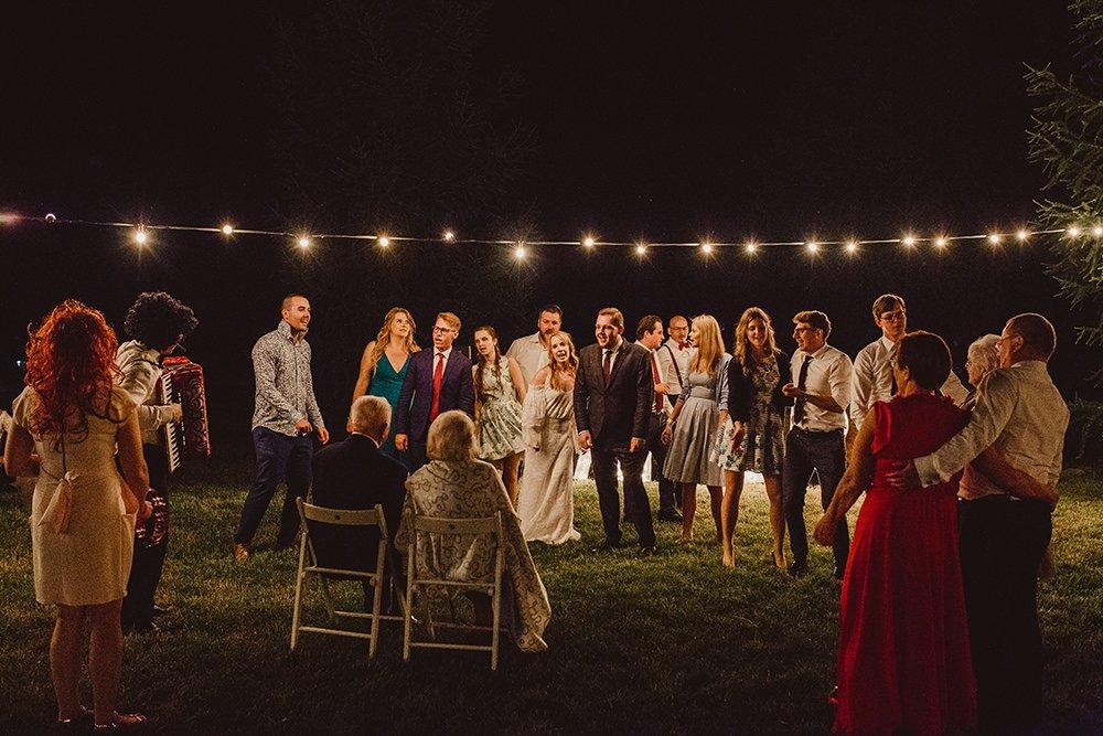 wesele oczyszalnia wmiejsce
