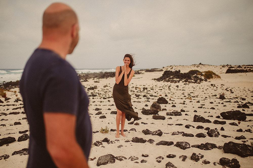 dziewczyna na plazy